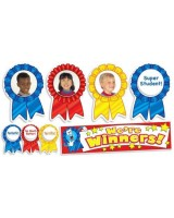 We're Winners! Mini Bulletin Board (TF8056)