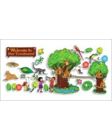 Jungle Treehouse TF8040