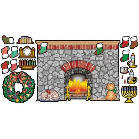 Home and holiday hearth TF3023