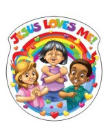 Jesus loves me CD288005