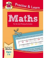 Practise & learn maths ages 7-8