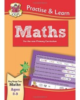 Practise & learn maths ages 8-9