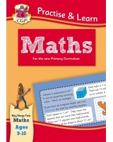 Practise & learn maths ages 9-10
