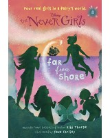 Disney the Never Girls far from shore