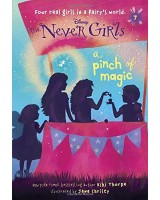 Disney the Never Girls a pinch of magic