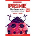 Prime Mathematics Teacher's Guide 1A