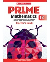 Prime Mathematics teacher's guide 1B