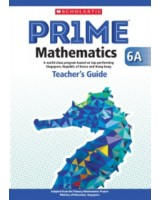 Prime Mathematics Teacher's Guide 6A