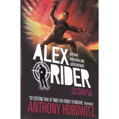 alex rider scopion rising Analyse a word in middle school, the girl would ask me to watch tv and ditch homework with her, while in fact she had secretly done the  alex rider scopion rising.
