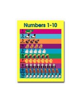 Numbers 1-10 Chart