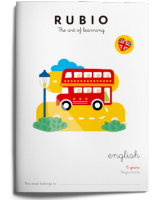 Cuadernillos Rubio 6 beginners (English Rubio)