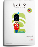 Cuadernillo Rubio 7 beginners (Rubio English)