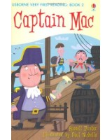 Captain Mac (Usborne Very First Reading)