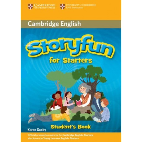 Storyfun for Starters Student's Book Student Edition