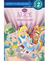 Alice in Wonderland (Disney - Step into reading)