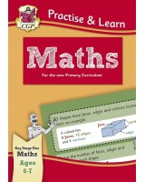 Practise & Learn: Maths (Age 6-7)