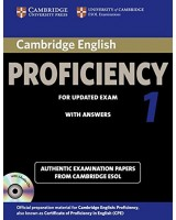 Cambridge English Proficiency Exam Self-study pack