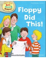 Oxford Reading Tree Read With Biff, Chip, and Kipper: First Stories: Level 1