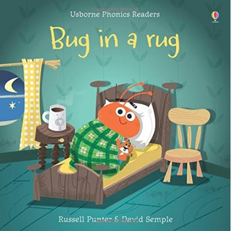 Bug in a Rug (Phonics Readers)
