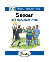 Soccer and More Nonfiction : Jolly Phonics Readers
