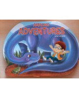 Amazing adventures. A pop-up book