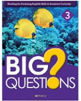 Big Questions 3 SB + WB + MP3 CD