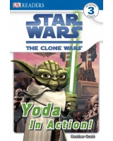StarWars. The Clone Wars: Yoda in Action!
