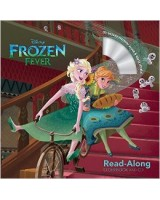 Frozen. Fever - read along + CD