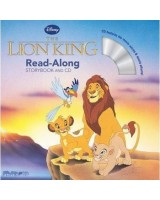 The Lion King - Read Along + CD