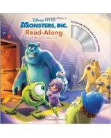 Monsters, Inc. - Read Along + CD