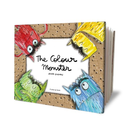 The colour Monster (pop-up book)