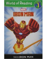 Iron Man - World of reading level 1