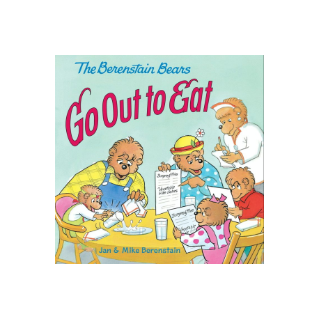 The Berenstain Bears - Go out to Eat