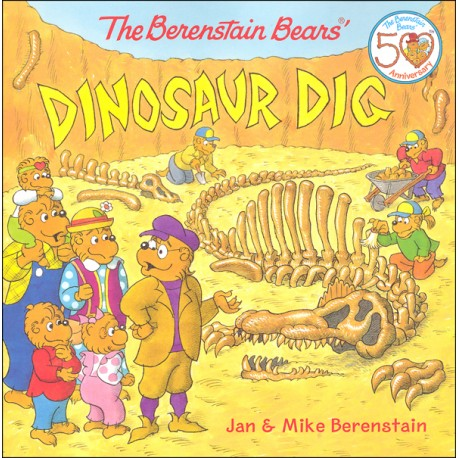 The Berenstain Bears's - Dinosaur Dig
