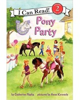 Pony Party - I can read! (level 2)