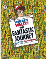 Where's Wally? The Fantastic Journey (book 3)