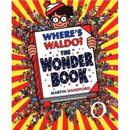 Where's Wally? The Wonder Book (book 5)