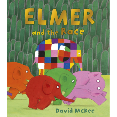 Elmer and the Race