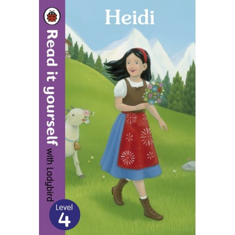 Heidi - Read it yourself. Level 4