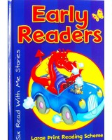 Six Read with Me Stories - early readers