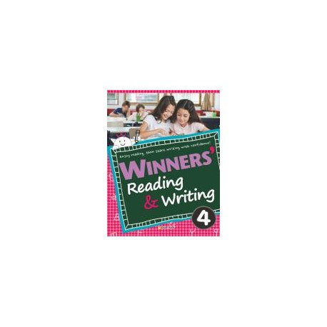 Winners' Reading & Writing 4