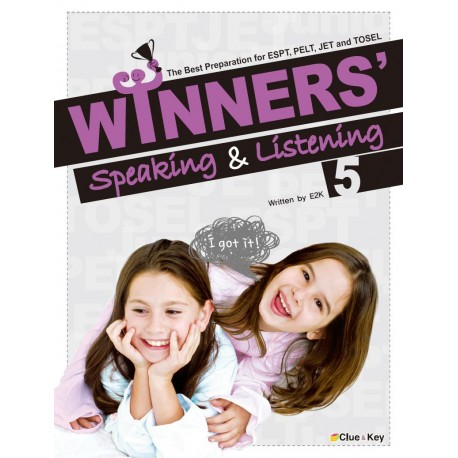 Winners' Speaking & Listening 5