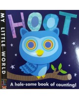 Hoot - a hole-some book of counting!