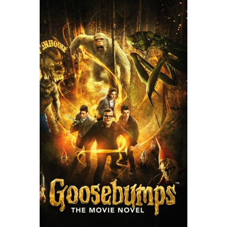 Goosebumps - The Movie Novel