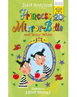 Princess Mirror-Belle and Snow White (Book Day)
