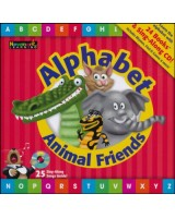 Alphabet Animal Friends Classroom Set + CD
