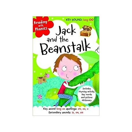 Jack and the Beanstalk (reading with phonics)
