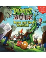 Plants vs Zombies. Brains and the beanstalk