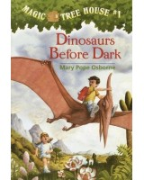 Magic Tree House - Dinosaurs before dark