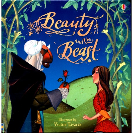 Beauty and the Beast (usborne)